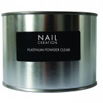 Platinum Powder Clear - Прозрачная акриловая пудра 350gm