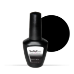 G9226 Black is Black Solid Lac - 15 ml